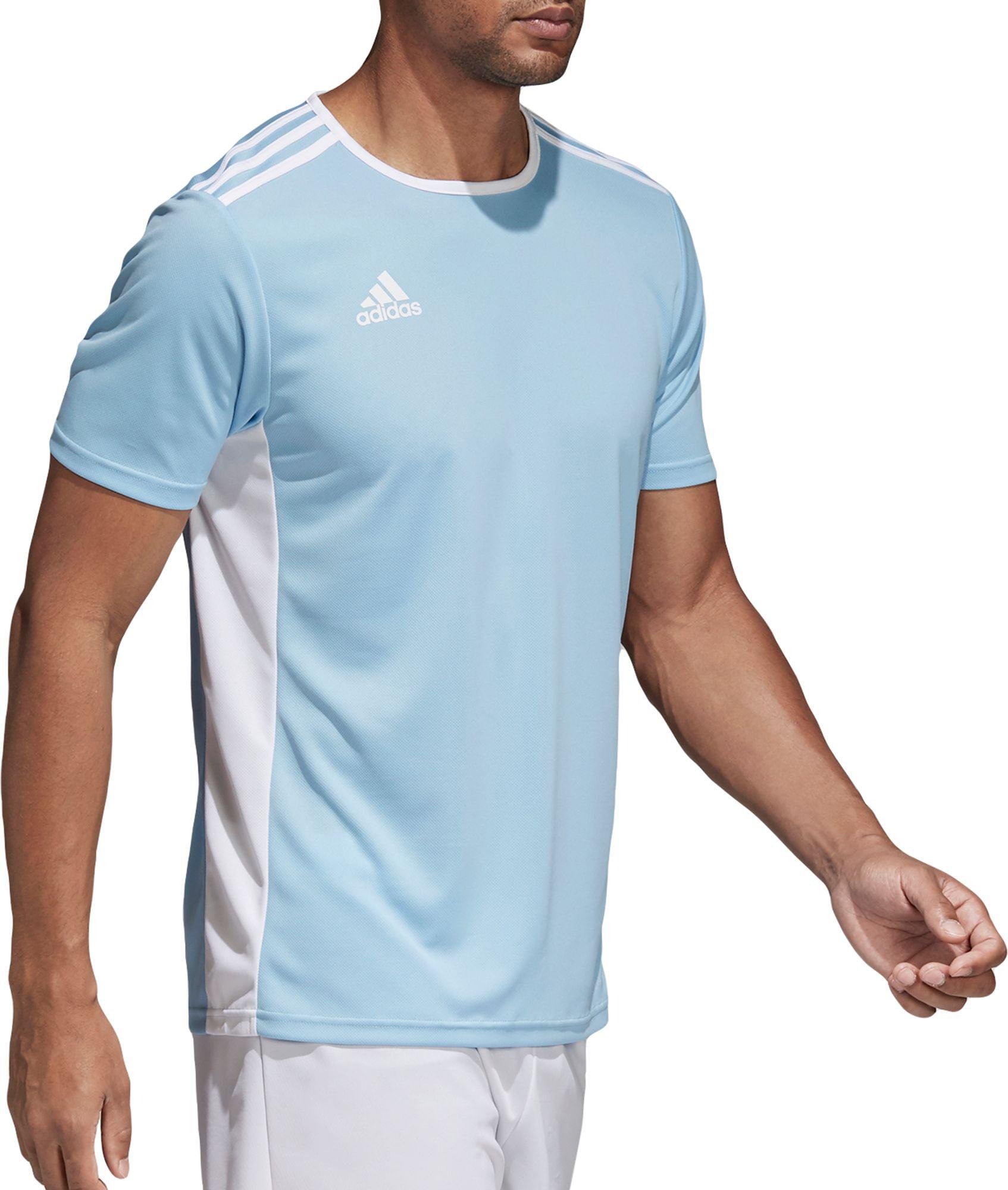 adidas men's entrada 18 soccer jersey