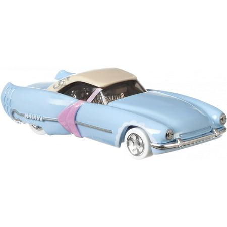 Hot Wheels Disney Pixar Toy Story Bo Peep Character Car (Disney Blue Car)