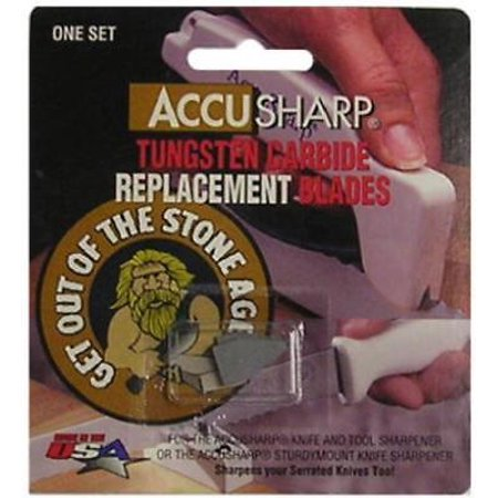 AccuSharp Knife Replacement Blades (Accusharp Replacement Blade)