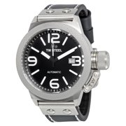 Canteen Automatic Black Dial Mens Watch CS5