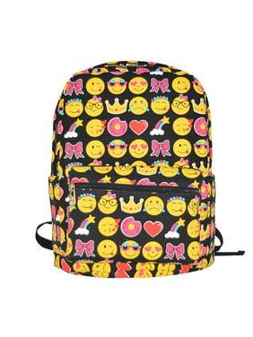 e7af4c9622e5 Product Image Girls Boys Childrens Kids Emoji Face Movie Cute Cartoon School  Backpack Bookbag