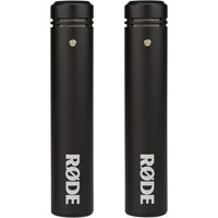 "Rode M5 Compact 1/2"" Condenser Microphone - Matched Pair"