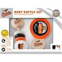 MLB Baltimore Orioles Rattles
