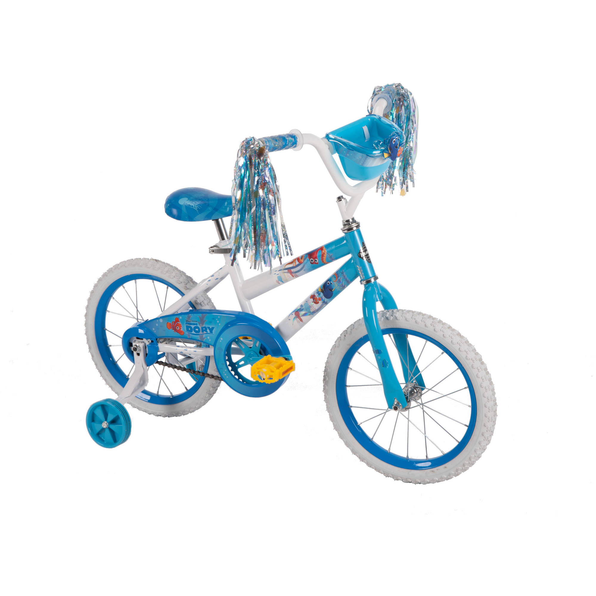 "Huffy Disney/Pixar Finding Dory 16"" Girls' Bike"