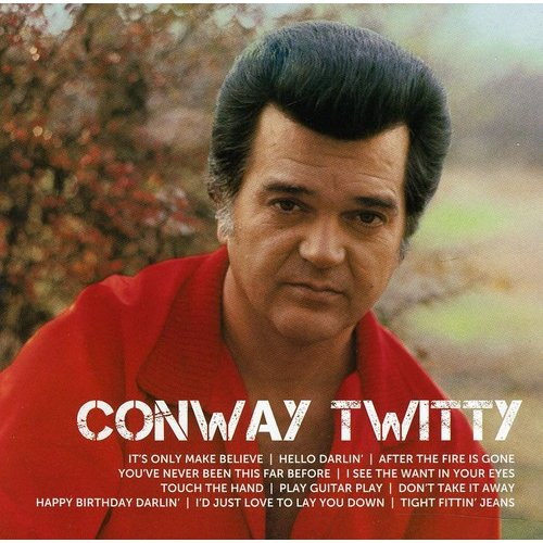 Icon Series: Conway Twitty