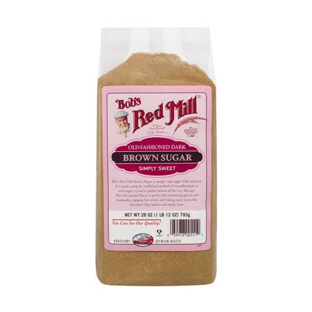 Bobs Red Mill Brown Sugar - 28OZ
