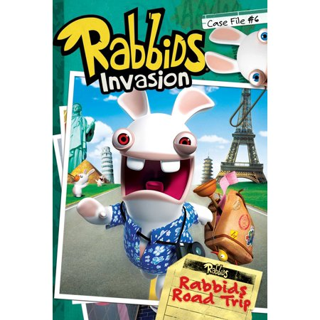 Case File #6 Rabbids Road Trip](Rabbids Invasion Halloween Episode)