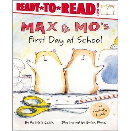 Max & Mo's First Day at School - image 1 de 1