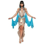 Pharaoh's Treasure Women's Adult Halloween Costume