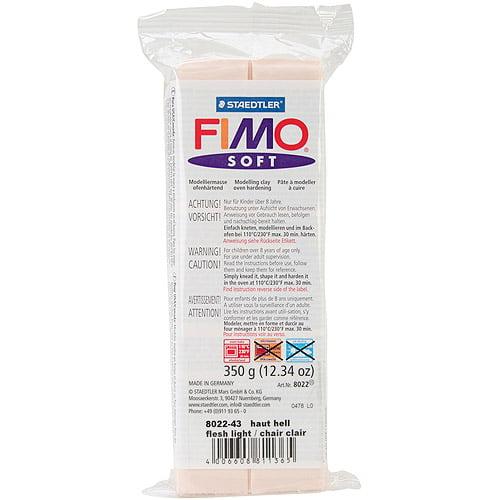 Staedtler Fimo Soft Polymer Clay, 12.34 oz, Pink Flesh