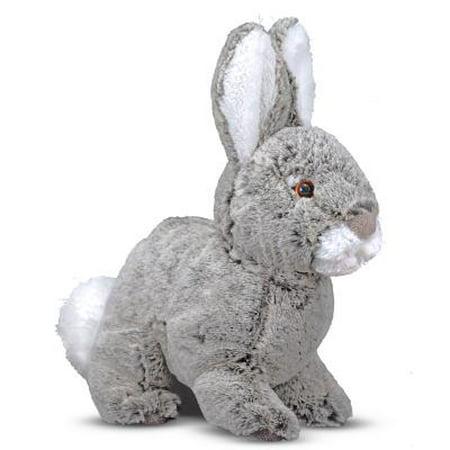 Melissa & Doug Brambles Bunny Rabbit Stuffed Animal
