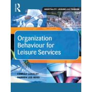 Organization Behaviour for Leisure Services - eBook