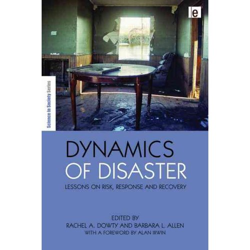 Dynamics of Disaster : Lessons on Risk, Response and Recovery