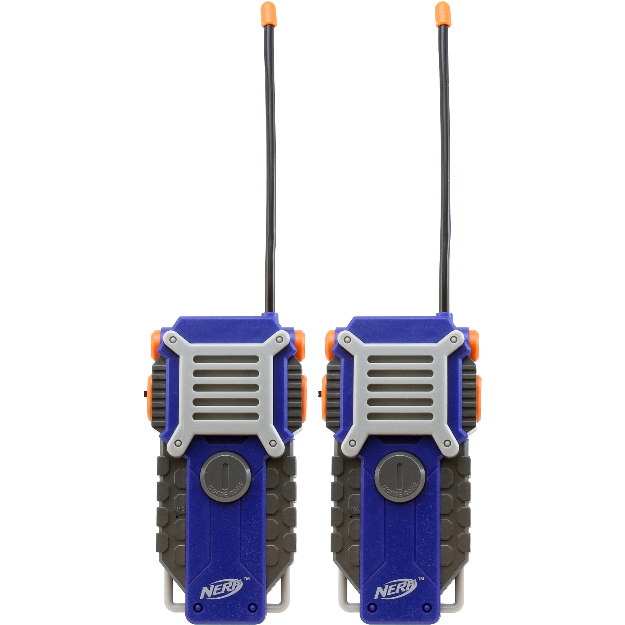 Nerf Molded Walkie Talkies One Pair by Sakar International