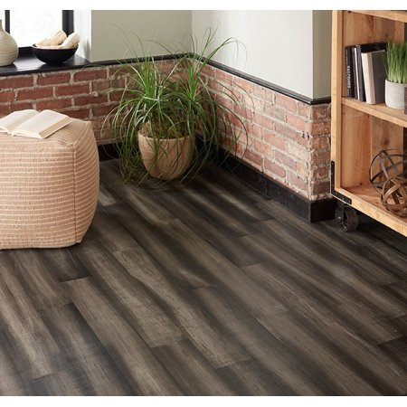 Smoky Mountain 8.5 mm Thickness x 5.12 in. Width x 36.22 in Length Water Resistant Engineered Bamboo Flooring (10.30 sq. ft. /