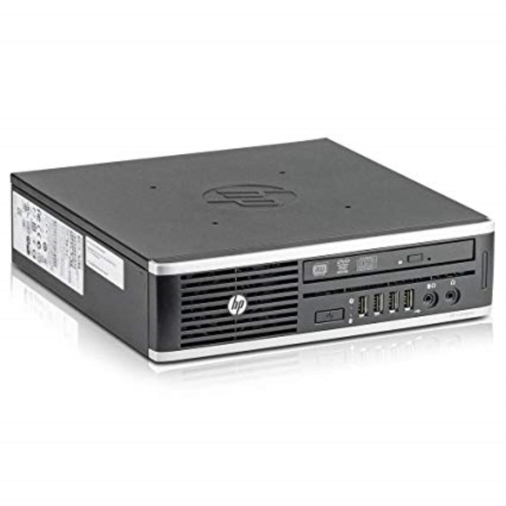 HP Compaq Elite 8300 USDT Ultra SFF IntelCoreI5-3475S 2.9GHz 240GB SSD 16GB DDR3