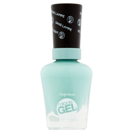Sally Hansen Miracle Gel Color Nail, B Fille 0,5 fl oz