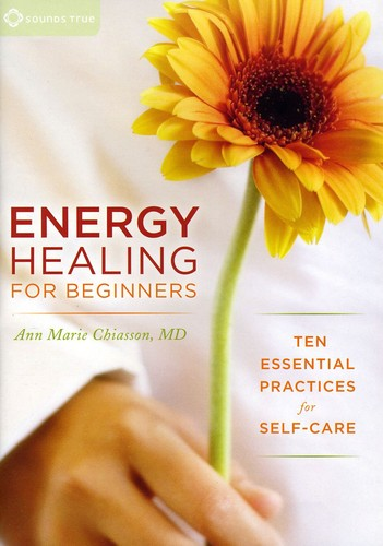 Energy Healing For Beginners by SOUNDS TRUE/ADA
