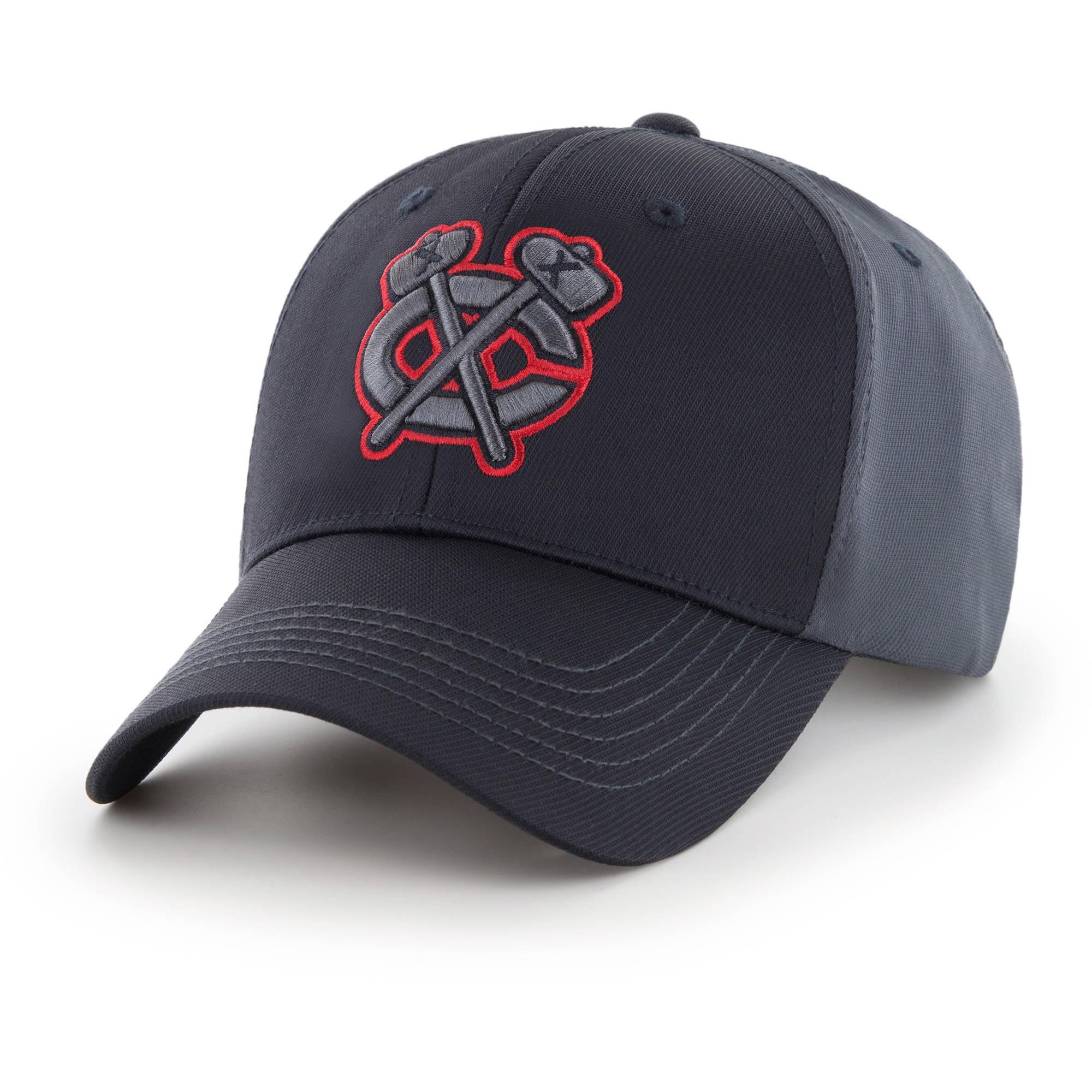 NHL Chicago Blackhawks Mass Blackball Cap