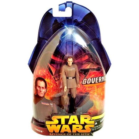Star Wars Revenge of the Sith 2005 Governor Tarkin Action Figure (Star Wars 2005 Action Figures)