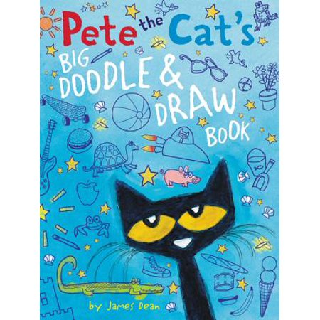 Doodle God Dolphin (Pete the Cat's Big Doodle & Draw)