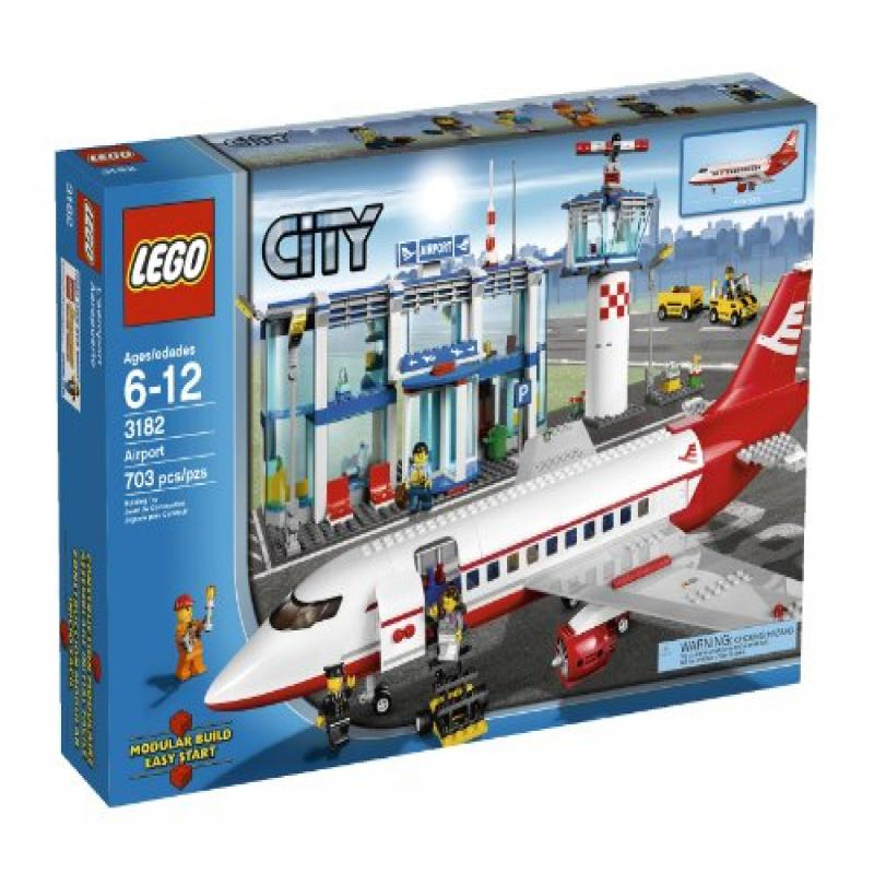 Lego City Airport Play Set