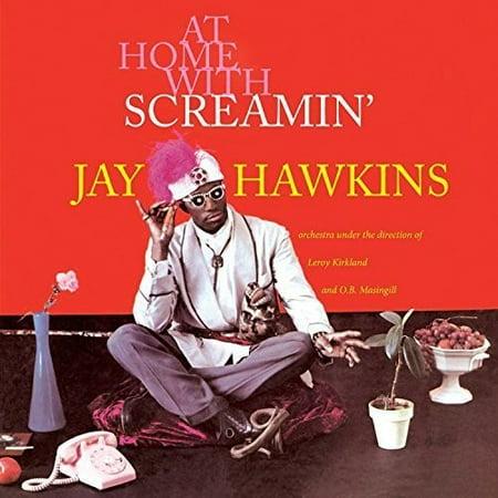 At Home with Screamin' Jay Hawkins (CD)](Screamin Jay Hawkins Halloween)
