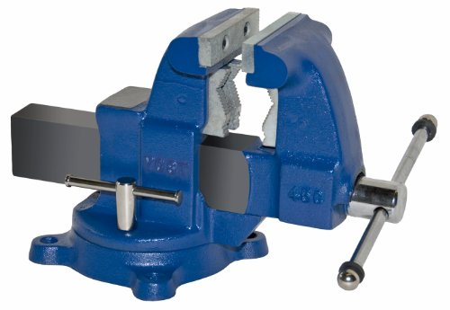 "Yost Vises 45C 4.5"" Tradesman Series Industrial Grade Bench Vise Made in USA by Yost Vises"