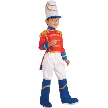 Toy Soldier Child Costume (M) - Womens Toy Soldier Costume