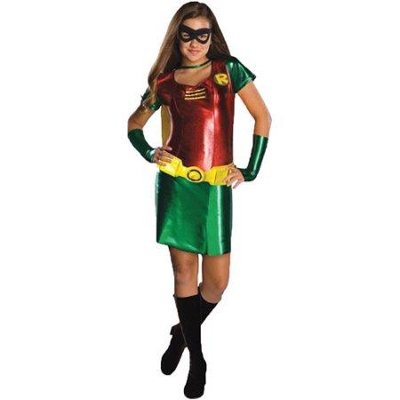 Batman Robin Tween Halloween Costume - Walmart.com