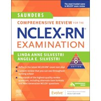 Saunders Comprehensive Review for the Nclex-Rn(r) Examination (Edition 8) (Paperback)