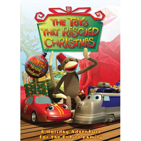The Toys That Rescued Christmas (DVD) ()