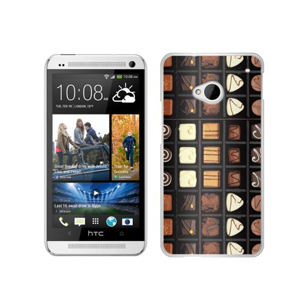 Cellet Lg Chocolate - Cellet Clear Proguard Case with Chocolate for HTC One