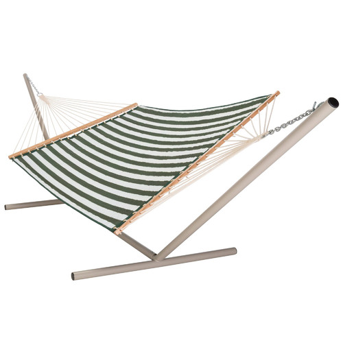 Castaway Hammocks Large Quilted Polyester Hammock