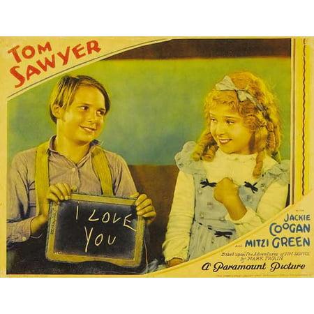 - Tom Sawyer POSTER Movie E Mini Promo