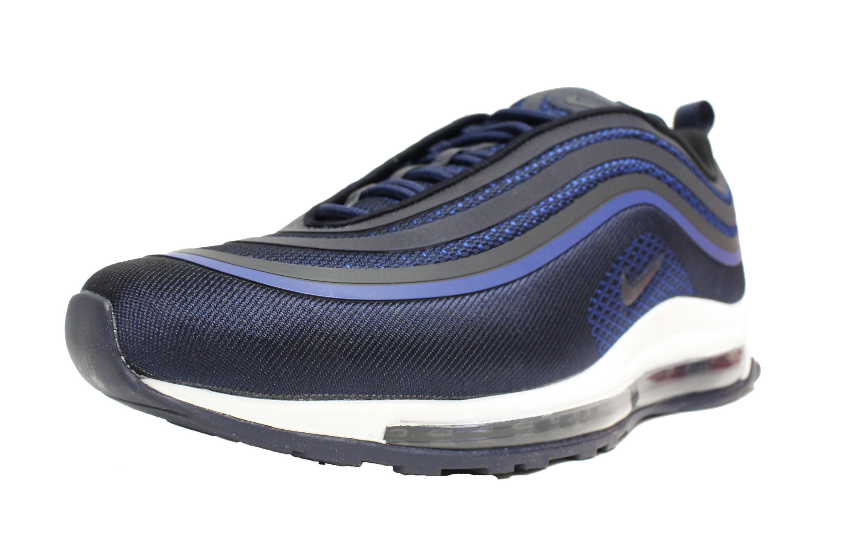 Nike - NIKE AIR MAX 97 ULTRA UL 17 SZ 12 OBSIDIAN NAVY BLUE WHITE 2017 918356  401 - Walmart.com 85390fe9dc5a