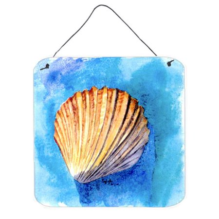 Carolines Treasures 8009DS66 Shells Aluminium Metal Wall or Door Hanging Prints - image 1 of 1