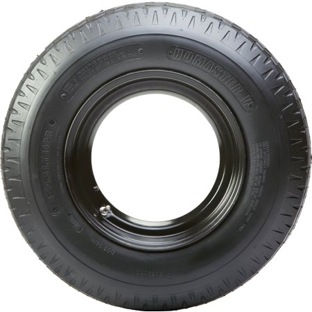 ecustomrim motor mobile home tire on rim mh 8-14.5 g ply bias 14.5 x 6