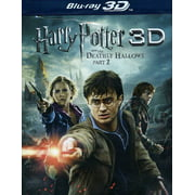 Harry Potter & Deathly Hallows Part 2 (Blu-ray + DVD)