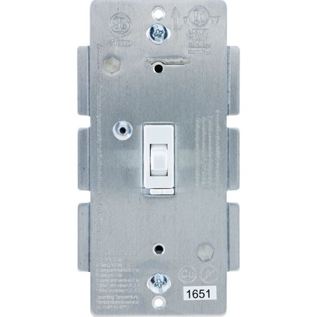Wall Sconces Zwave : GE Z-Wave Plus Wireless Smart Lighting Control Smart Dimmer Toggle Switch, In-Wall, White, 14295 ...