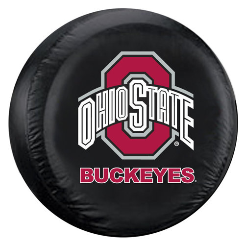 NCAA Ohio State Buckeyes Tire Cover