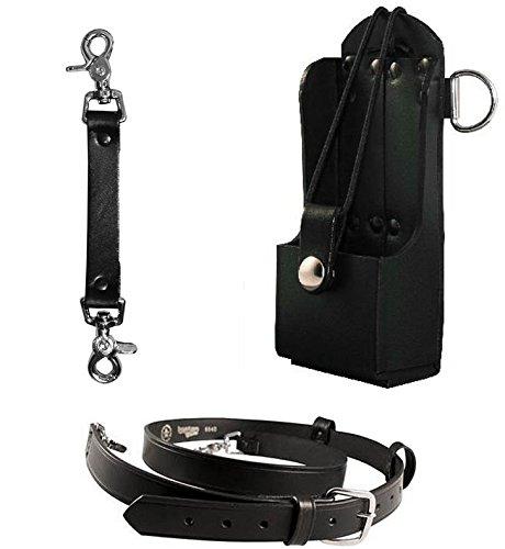 Boston Leather Bundle Three Items_ Anti_Sway Strap for Ra...