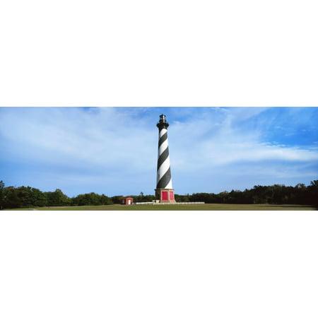 Cape Hatteras Outer Banks North Carolina - Cape Hatteras Lighthouse Outer Banks Buxton North Carolina USA Poster Print