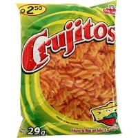 TorTrix Crujito - TorTrix Crujito Snack 1 oz (29gr) (Pack of 24)
