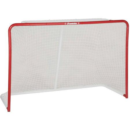 Steel Hockey Goal - Franklin Sports Official Size 72