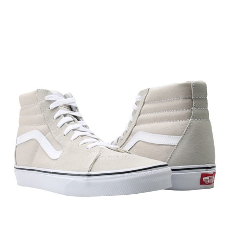 VansSK8-HI - High-top trainers - silver lining/true white Uynvld