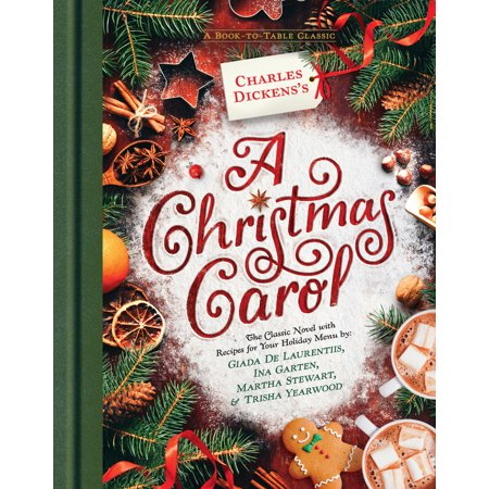 Charles Dickens's a Christmas Carol: A Book-To-Table Classic (Hardcover)](Midnight Halloween Christmas Carols)