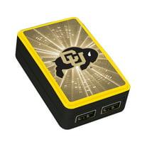 Colorado Buffaloes WP-200X Dual-Port USB Wall Charger