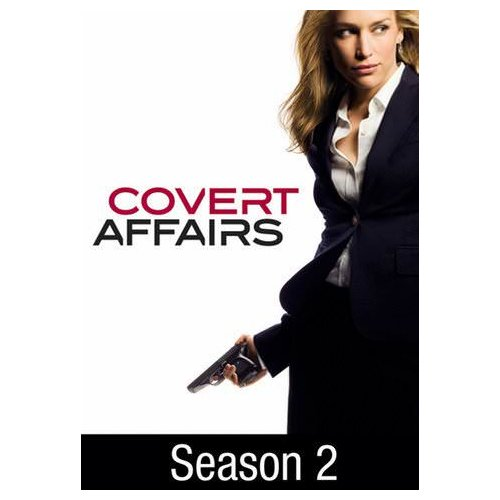 Covert Affairs: Season 2 (2010)