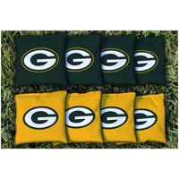 Green Bay Packers Replacement Corn-Filled Cornhole Bag Set - No Size